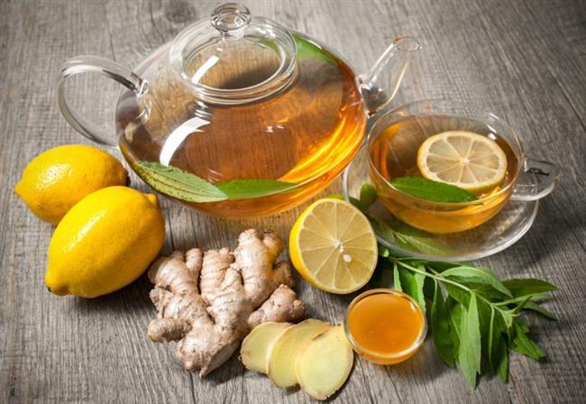 Diyetlere Ek Hızlı Zayıflatan Bitki Çayları: Zencefil Çayı
