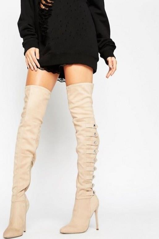 Asos Çizme Modelleri Bayan