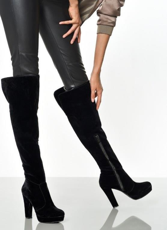 Divarese Çizme Modelleri Bayan