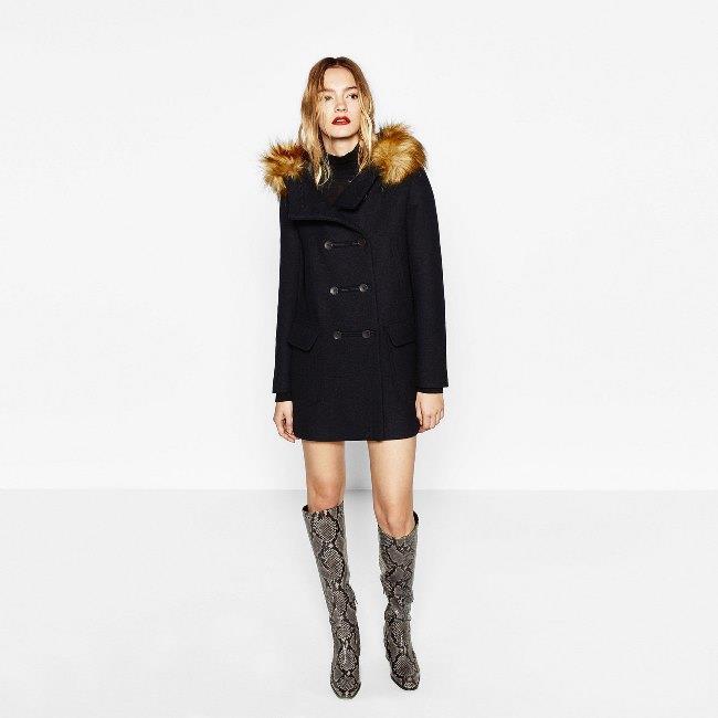 Zara Çizme Modelleri Bayan