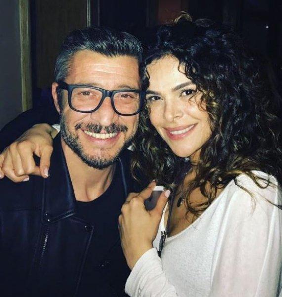 Gamze Topuz, sevgilisi Tümer Metin için şarkı söyledi