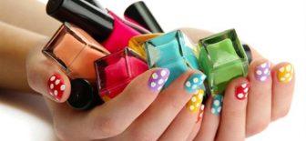 İşte En Güzel Oje Renkleri ve Modelleri 2017 Oje Desenleri – Nail Art