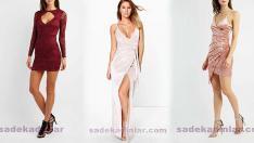 Şıklığıyla Göz Kamaştıran Gece Elbiseleri 2019 Abiye Modelleri