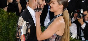 Zayn Malik Gigi Hadid'i Sonunda Evlenmeye İkna Etti!