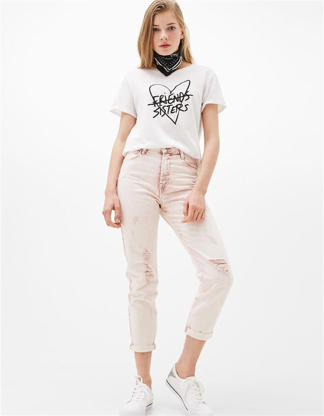 2019 adL Yırtık Kot Pantolon Modelleri ve Kot Kombinleri