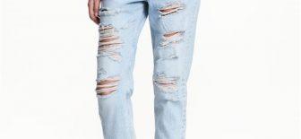 2017 Yırtık Kot Pantolon Modelleri ve Kot Kombinleri