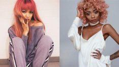 2017'nin Trend Saç Rengi: Kan Portakalı Saç Renkleri, Blorange
