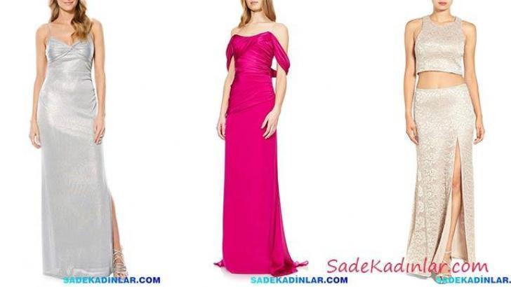2018 Uzun Abiye Elbise Modelleri, Özel Gecelerin Vazgeçilmezi