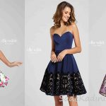 2019 Gece Elbiseleri Kısa ve Dikkat Çekici Modeller