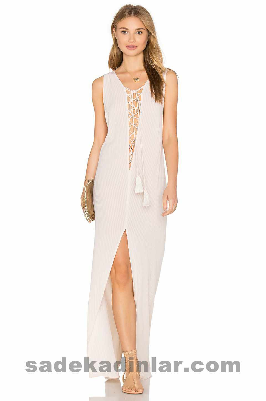 Beyaz Elbise Kombinleme İpuçları