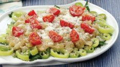 Salata Tarifleri: Közlenmiş Patlıcan Salatası Tarifi