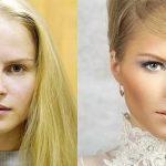 Rus Kadınlar Meğerse Profesyonel Makyajla Güzelmiş!
