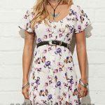 Yazlık Elbise Modelleri ve Şık Kıyafet Kombinleri Yazlık Kısa Elbise Modelleri