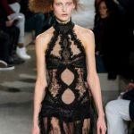 Ünlülerin Yeni Modası: Transparan Elbise Modelleri