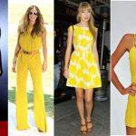 2018 Moda Renkleri ve Şık Elbise Modelleri İle Yaz Modası çuha