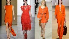 2019 Moda Renkleri Kombinlere Canlılık Katacak