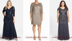 35 Yeni Büyük Beden Abiye Modelleri Şık Gece Kıyafetleri 2018 2019