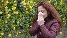 Bahar Alerjisi Yorgukluk ve Halsizliğe Sebep Oluyor