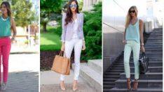 Defacto Yeni Sezon Bayan İlkbahar Yaz Kıyafet Kombinleri 2017