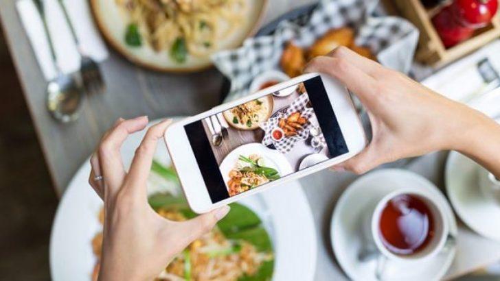 Instagram'da Yediklerinizi Paylaşmak Kilo Vermeye Yardımcı Oluyormuş!