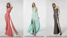Pronovias Abiye Modelleri 2018 Tüm Bakışları Üzerine Çeken Elbiseler