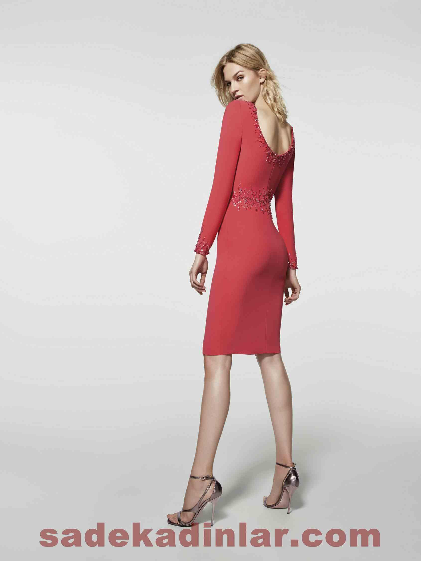 Özel Gün Elbise Tarzlarına Uygun Saç Modelleri