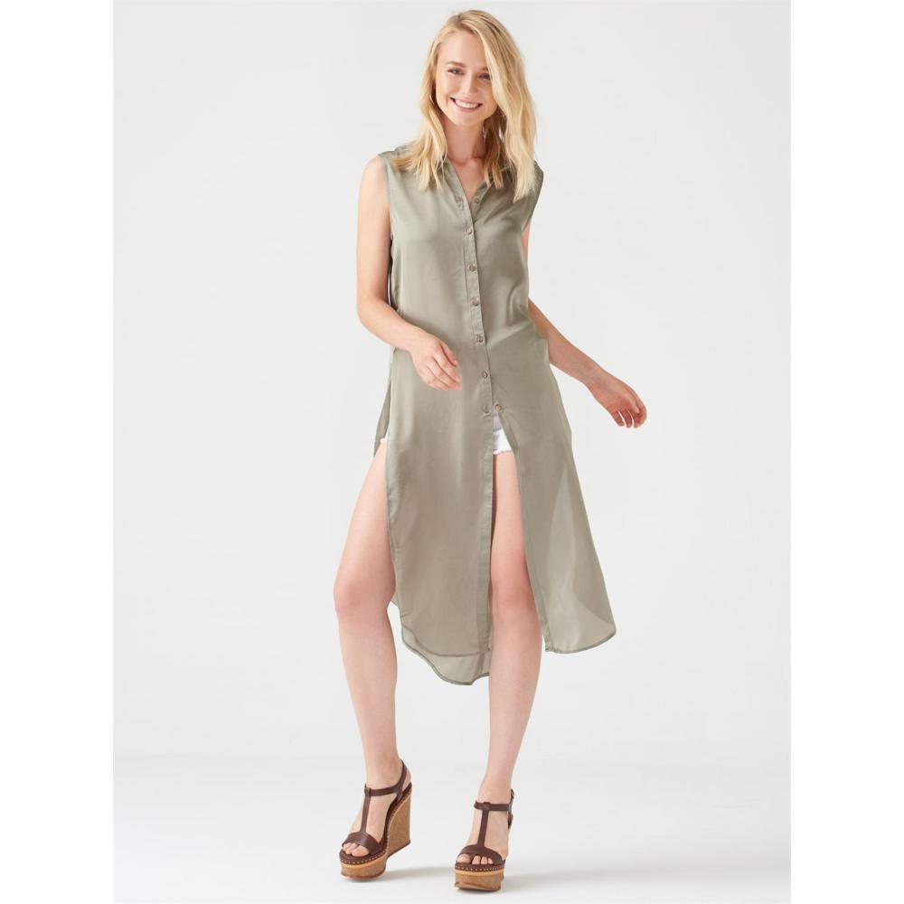 Uzun Gömlek Elbise Modelleri