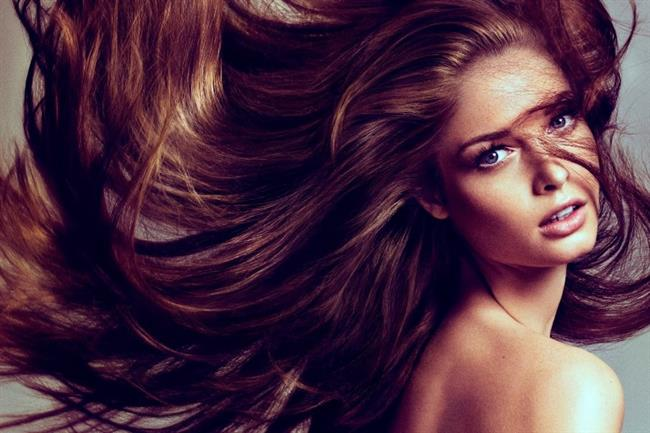 Evde Organik Saç Boyası Kestane Rengi Nasıl Yapılır?