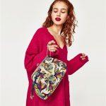 Sokak Modası 2018 Günlük Çanta Modelleri Zara