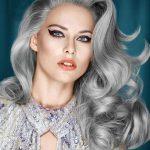 2019 Yazının En Moda Gri Saç Renkleri ve Saç Modelleri