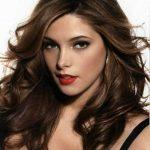 2019 Yazının En Moda Sıcak Kestane Saç Renkleri ve Saç Modelleri