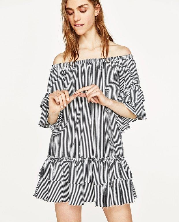 2018 Zara Kısa Elbise Modelleri: Kadınların Vazgeçilmezi