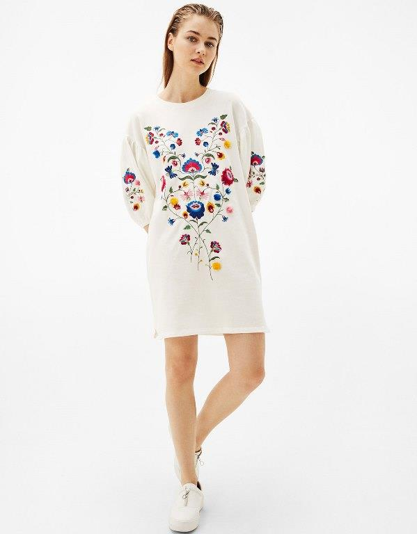 2020 Bershka Kısa Elbise Modelleri: Kadınların Vazgeçilmezi