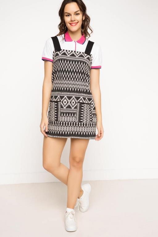 2020 Defacto Kısa Elbise Modelleri: Kadınların Vazgeçilmezi