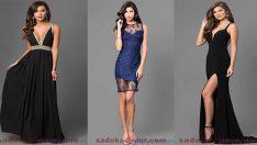 2018 Abiye Modelleri Son Moda Gece Elbiseleri