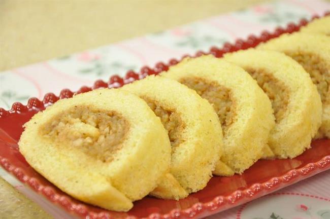 Diyet Tatlı Tarifleri: Elmalı Diyet Pasta Tarifi