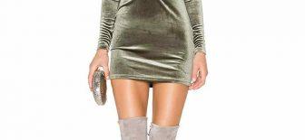 Kadife Abiye Modelleri Uzun – Şık Kısa Gece Elbiseleri