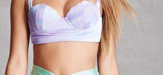 Yüksek Belli Bikini Modelleri En Şık Plaj Modası