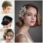 Gelin Başı, 2017 Gelin Saçı Modelleri - Şık Topuz Saç Modelleri