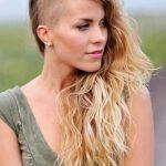 Modası Hiç Geçmeyen Saç Modelleri, Kazıtılmış Saç