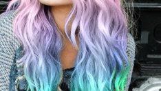 Ombre Saç Modelleri Bu Sene Gök Kuşağından Daha Renkli