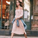 Omzu Açık Bluzlar İle En Güzel 2021 Kombin Önerileri