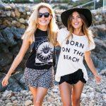 Sokak Modası: 2017 Tişört Kombinleri, Yaz Trendi