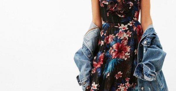 Ünlü Markaların 2017 Uzun Elbise Modelleri, Şık ve Rahat