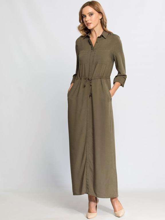 Ünlü Markaların Uzun Elbise Modelleri 2020 Lc Waikiki Şık ve Rahat