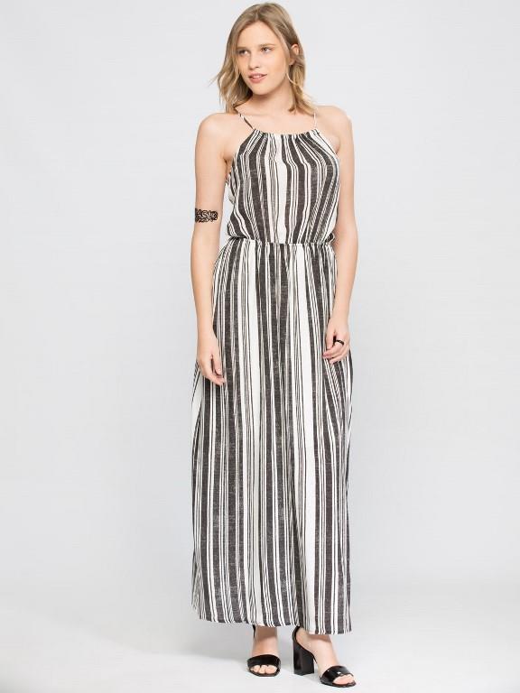 Ünlü Markaların Uzun Elbise Modelleri 2017 Lc Waikiki Şık ve Rahat