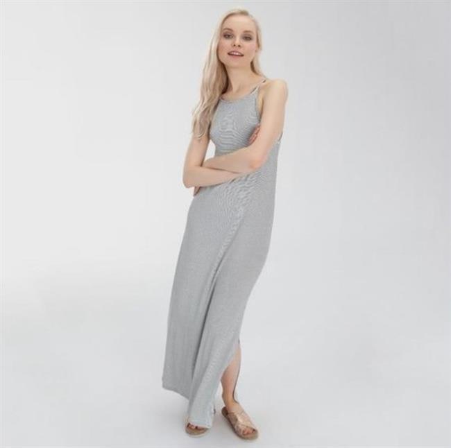 Ünlü Markaların Uzun Elbise Modelleri 2020 Mudo Şık ve Rahat