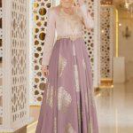 Son Moda Lila Rengi Tesettür Abiye Modelleri 2021 & 2022