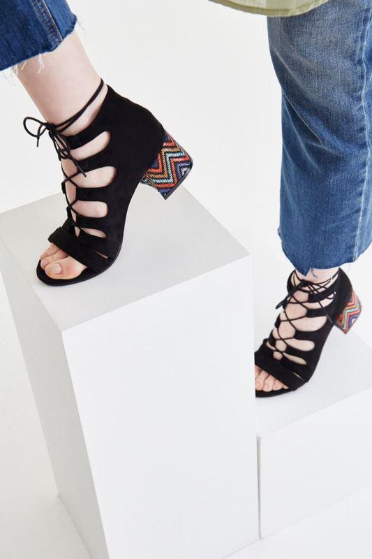 Özel Davetler İçin Oxxo 2017 Abiye Ayakkabı Modelleri Şık Stilettolar