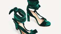 Özel Davetler İçin 2017 Abiye Ayakkabı Modelleri Şık Stilettolar
